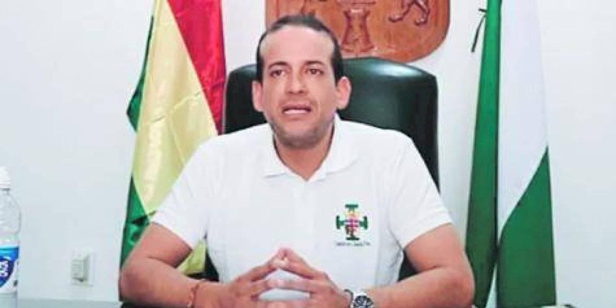 Líder opositor fue acorralado por adherentes a Evo