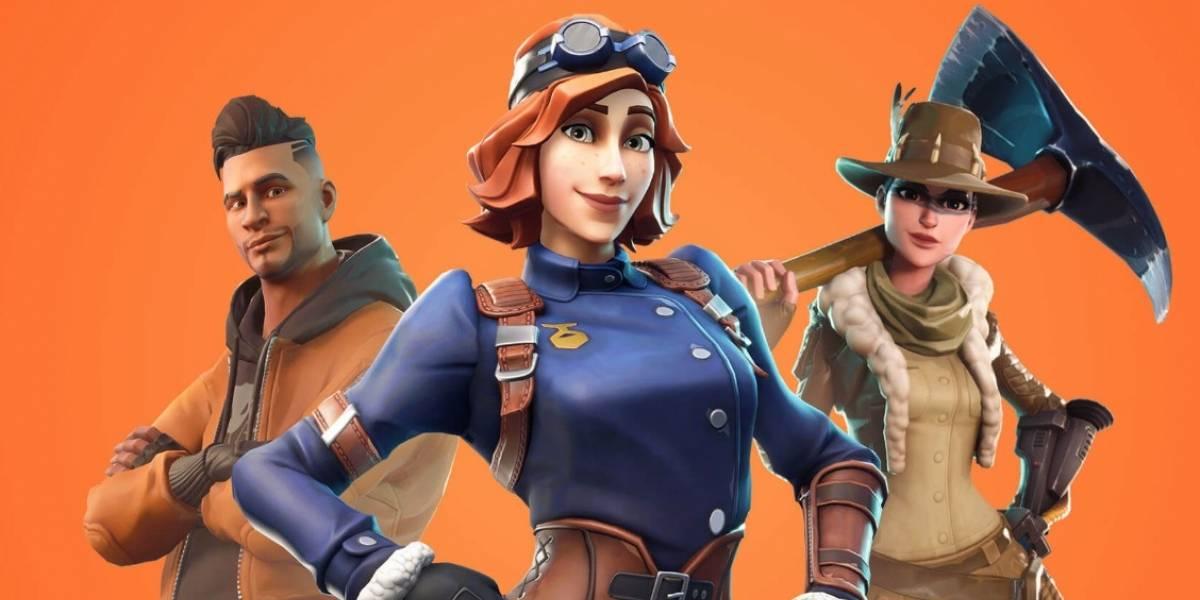 Fortnite trae las novedades del juego para estos días