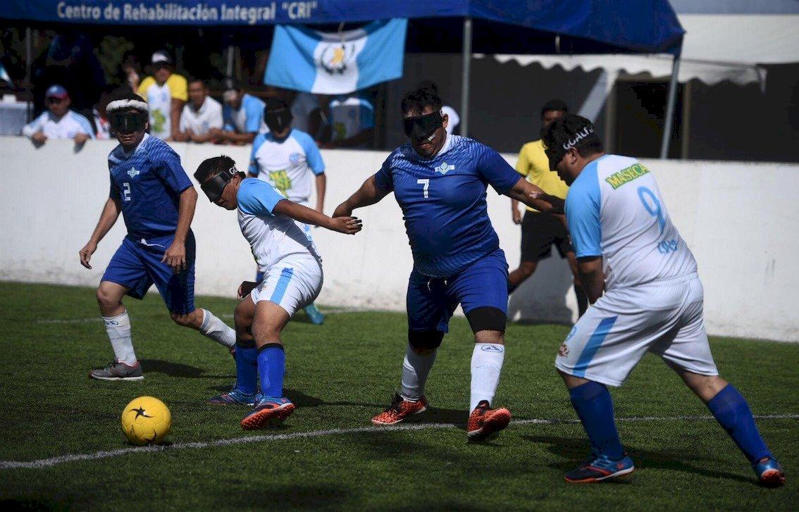 Centroamericano Futbol Discapacidad visual 2019