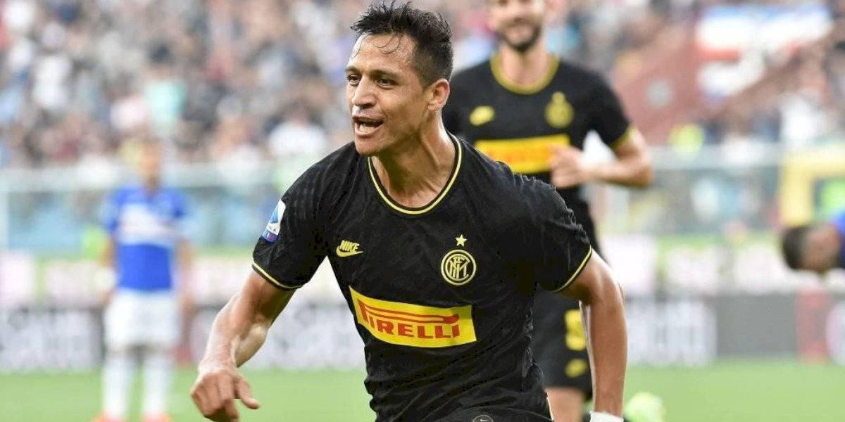 """Inter de Milán no duda: """"La primera compra en enero será Alexis Sánchez"""""""