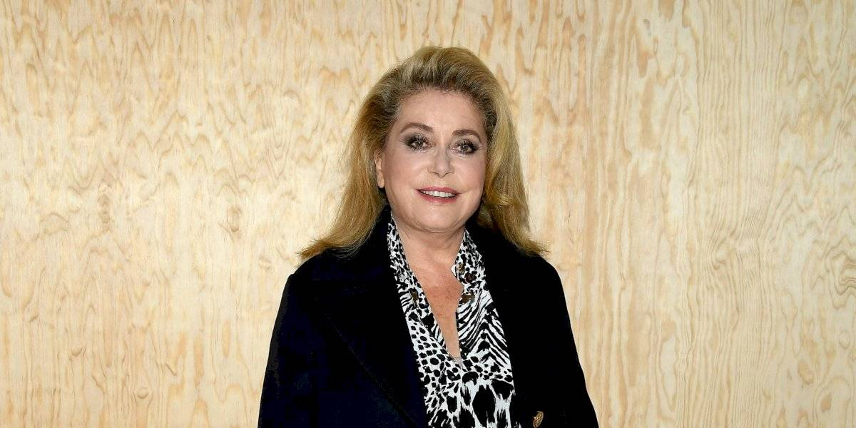 "Catherine Deneuve sufre un accidente cerebrovascular ""limitado y reversible"""