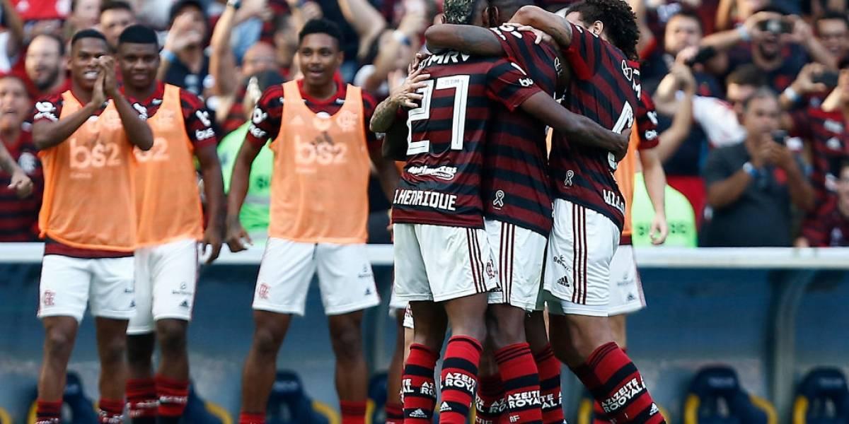 """""""Era una cuestión humanitaria"""": Presidente de Flamengo aplaudió el cambio de la final de la Copa Libertadores"""