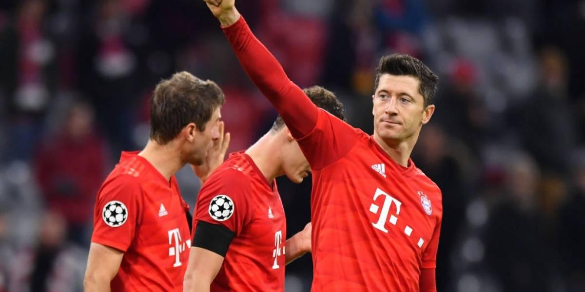 Bayern y Juventus ganan y se convierten en los primeros inscritos en los octavos de la Champions League