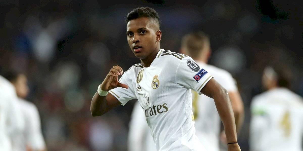 ¿Quién es Rodrygo? El futbolista estrella del Real Madrid