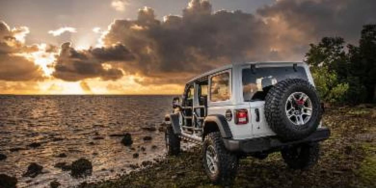 Por décimo año consecutivo, el Jeep Wrangler es el todoterreno del año en SEMA