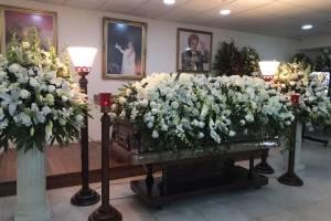 Funeral de Walter Mercado