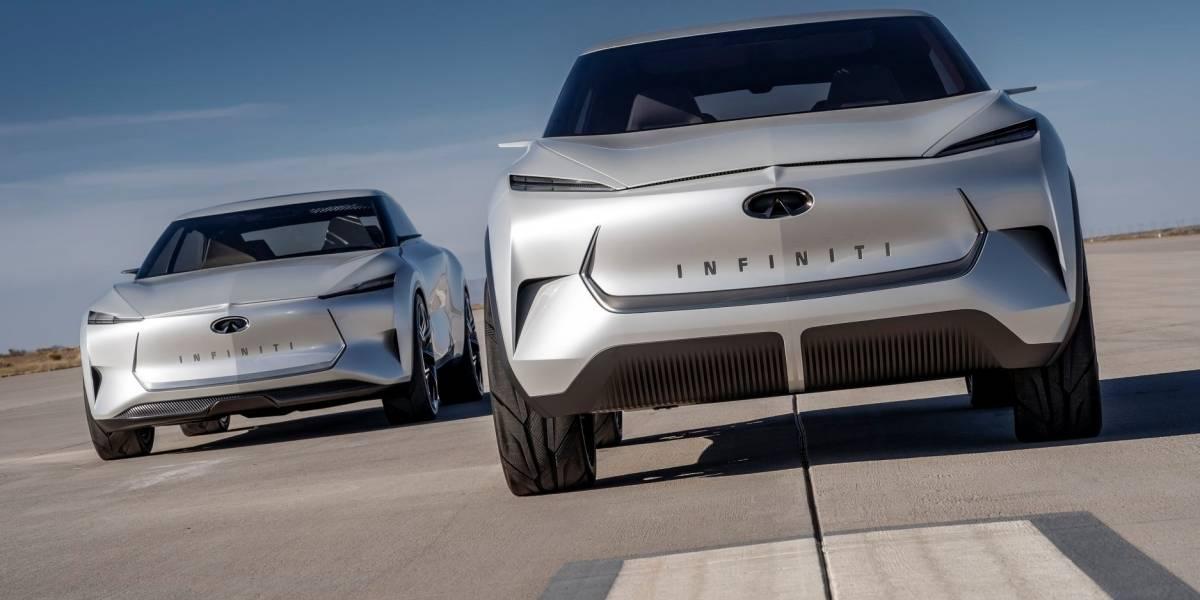 Esta es la propuesta de Infiniti en vehículos eléctricos