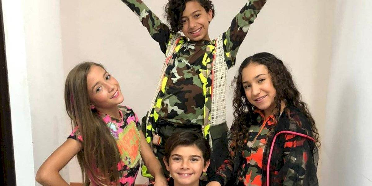 K'iins propone música infantil, pero moderna
