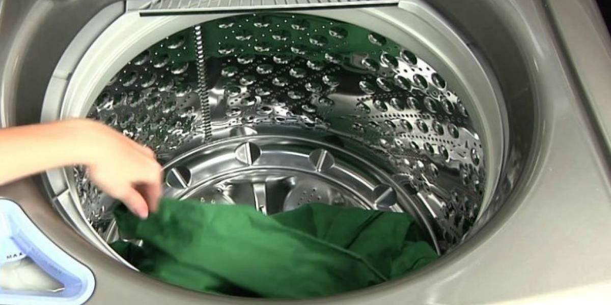 Nueva lavadora de LG promete trabajar en tiempo record y permite ahorrar agua