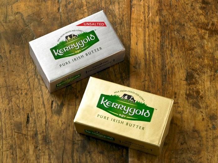 Mejora tus platillos con ésta mantequilla irlandesa