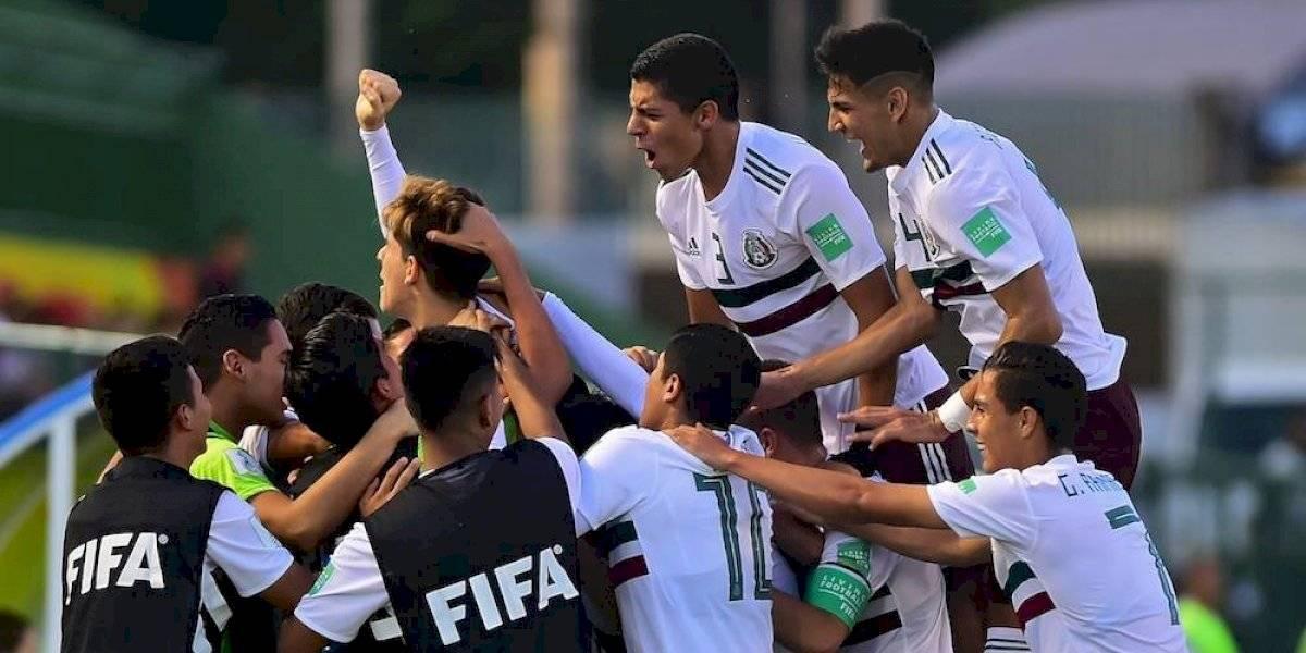 México se impone a Japón y avanza a cuartos del Mundial Sub-17