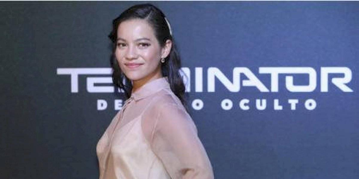 Natalia Reyes llega a Hollywood con un protagónico en la nueva película de Terminator