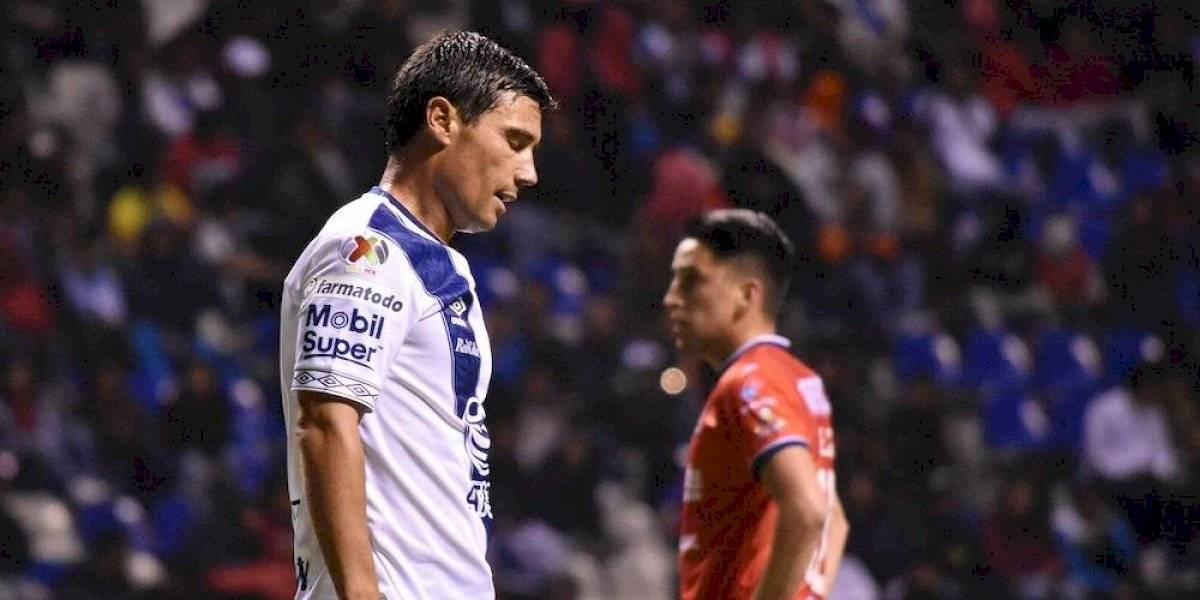 Puebla y Cimarrones se despiden de la Copa MX