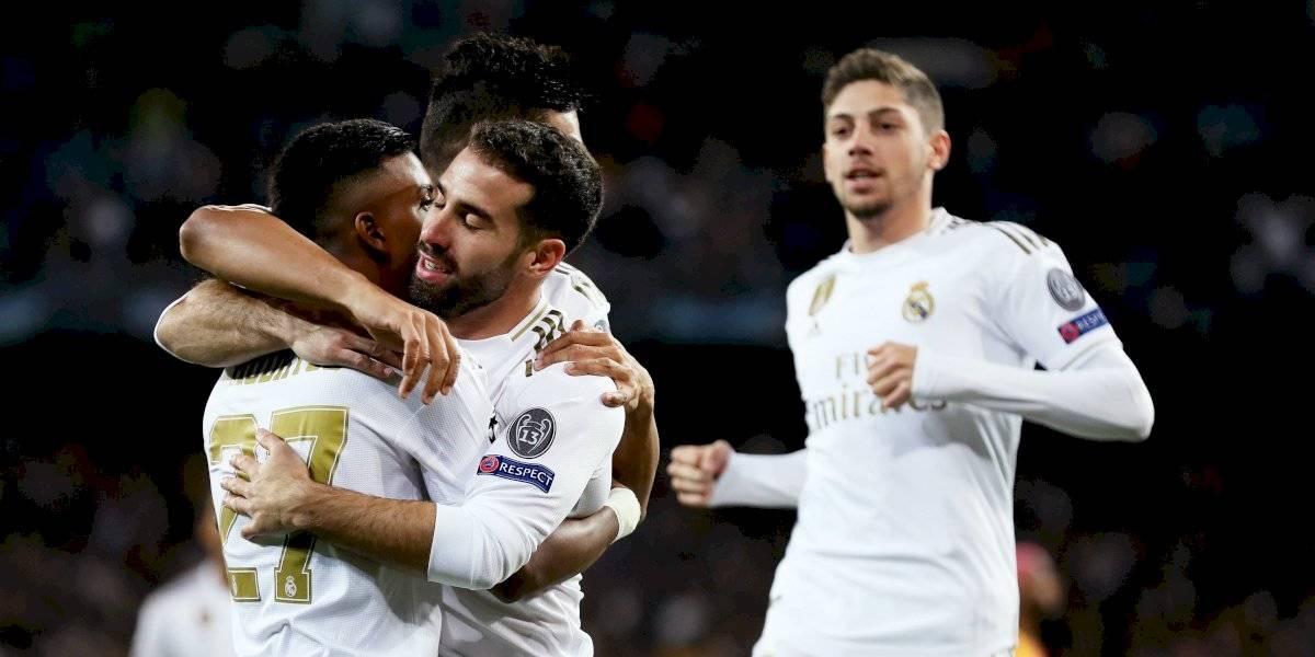 ¡Jogo bonito! De la mano de Rodrygo, Real Madrid por fin brilló (6-0)
