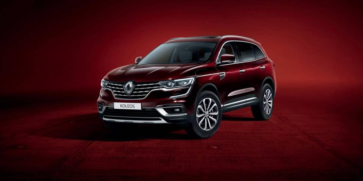 Renault Koleos 2020, un SUV grande en todos los sentidos