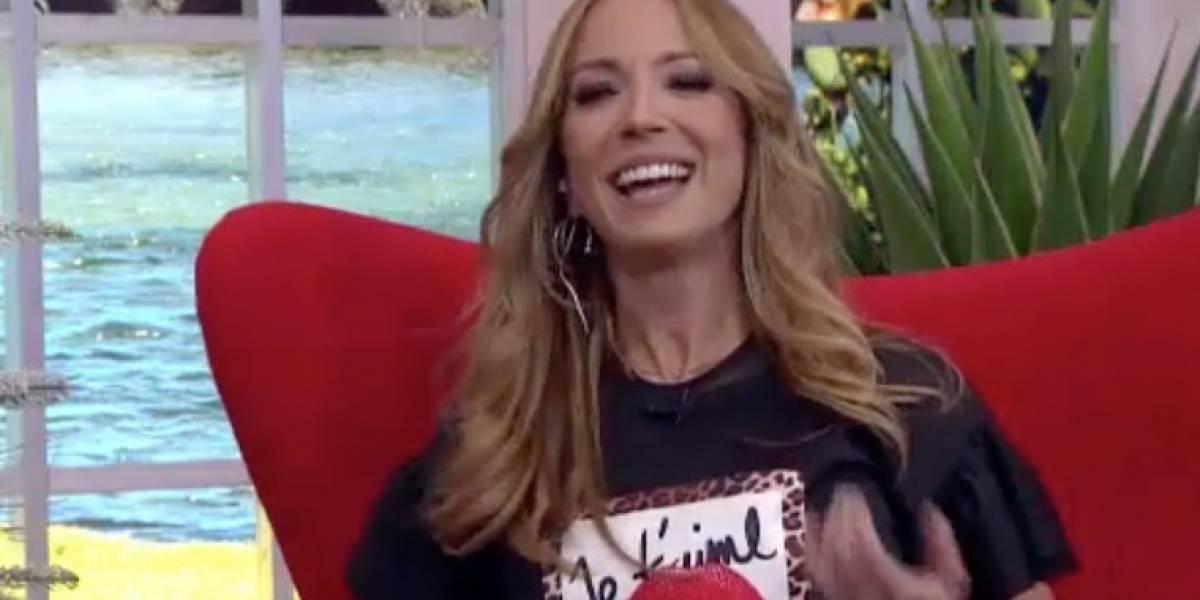 """Alexandra Fuentes hace su """"Qué tire pa' lante"""" challenge"""
