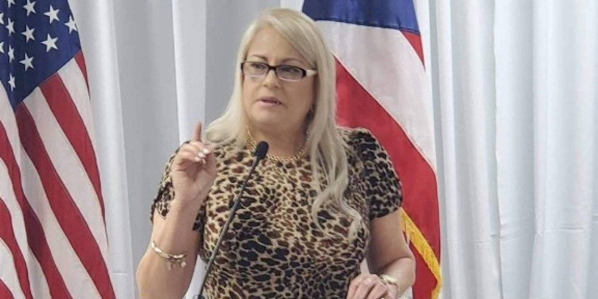 Gobernadora se distancia de Justicia sobre escoltas de Rosselló
