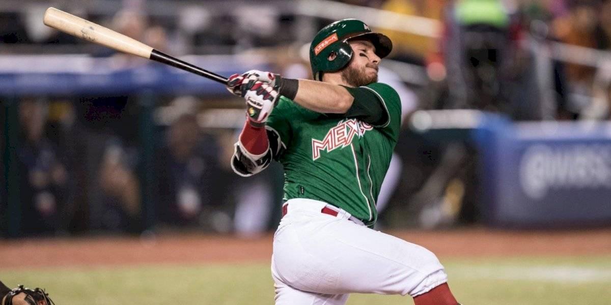 México llegará invicto a preolímpico de beisbol