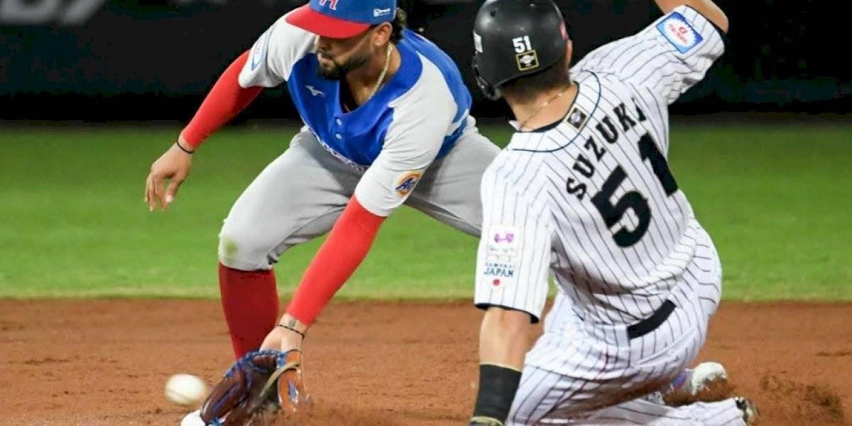 Fuera Puerto Rico de la segunda ronda en el Premier 12