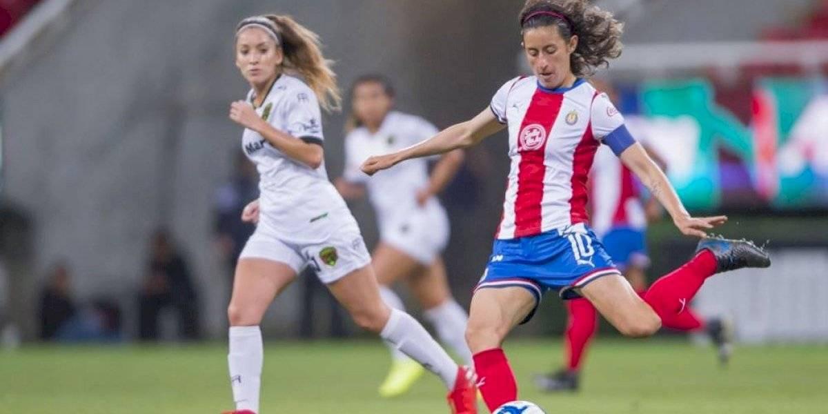 """Chivas femenil quiere """"cerrar con todo"""" el Apertura 2019"""