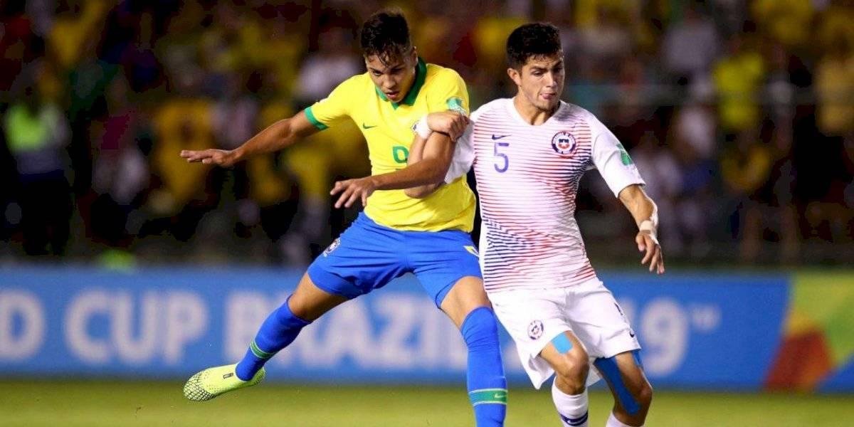 Así vivimos la derrota y eliminación de la Roja a manos de la bestia negra Brasil en el Mundial Sub 17
