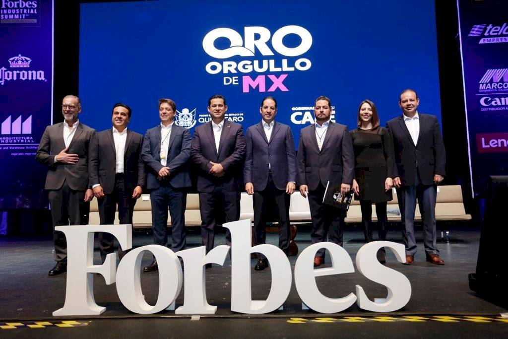 Foro Forbes Industrial Summit 2019