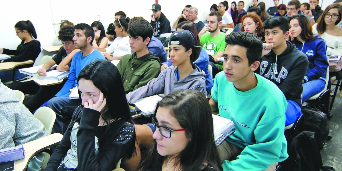 Estudantes do ensino médio tem até dia 9 para se inscreverem no Novotec