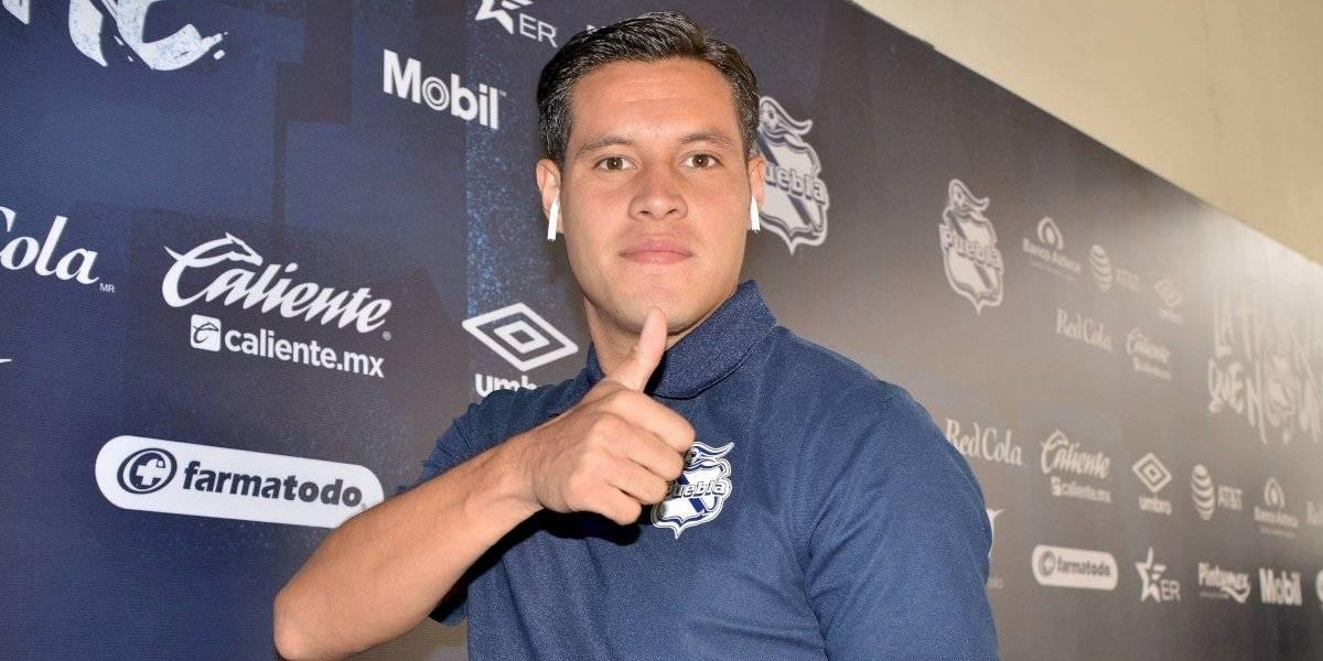'Agradecido con Pumas, pero en Puebla me dieron la oportunidad': Alan Acosta