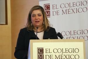 Silvia Giorguli, presidenta de El Colegio de México