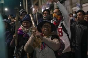 Protestas Bolivianas