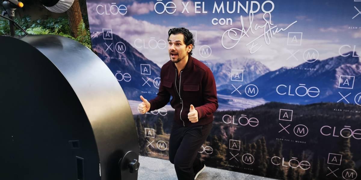 Alan Estrada: 'El viajar no significa palomear lugares'