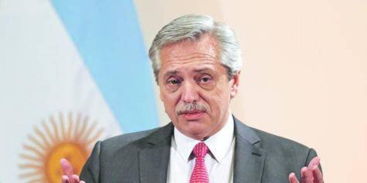 """""""El único 'milagro' era que la gente no reaccionaba"""": Alberto Fernández habla de Chile"""