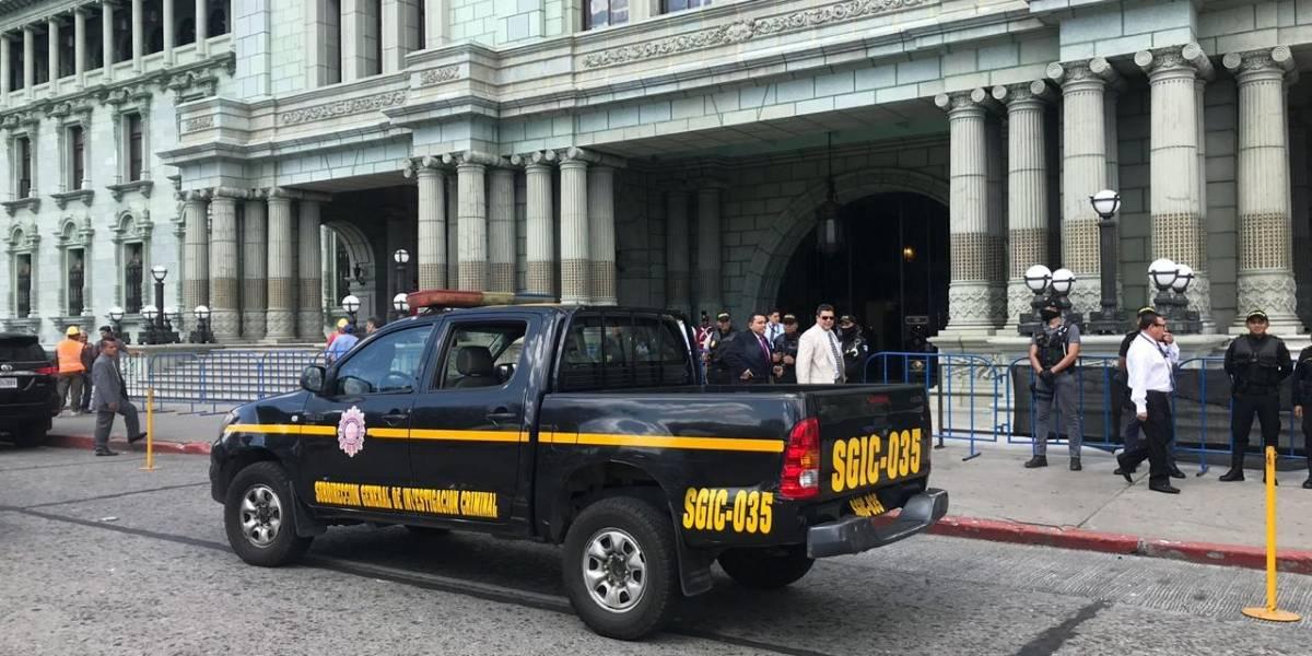 MP allana sede del Ministerio de Cultura