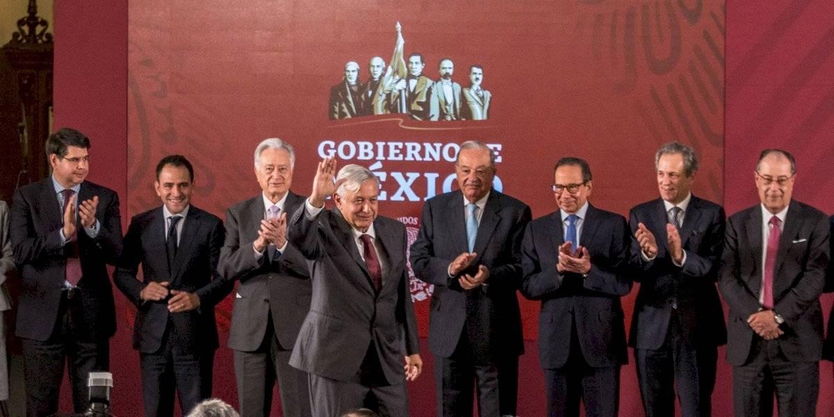 Empresarios de México trabajan en un código de ética, revela López Obrador