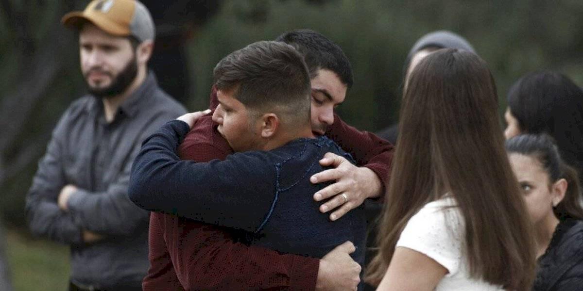 Los LeBarón dan el último adiós a sus familiares asesinados