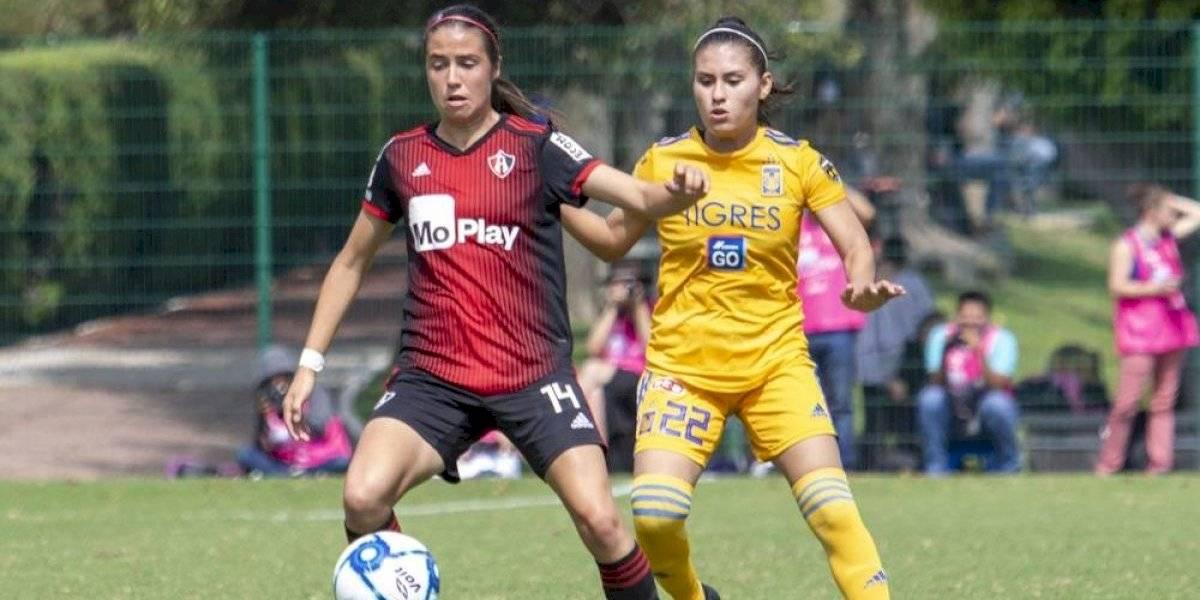 Atlas buscará cerrar fuerte en la Liga MX Femenil