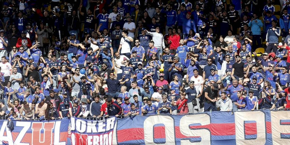 """Los de Abajo en contra del regreso del fútbol chileno: """"No debe volver hasta que satisfagan las demandas del pueblo"""""""