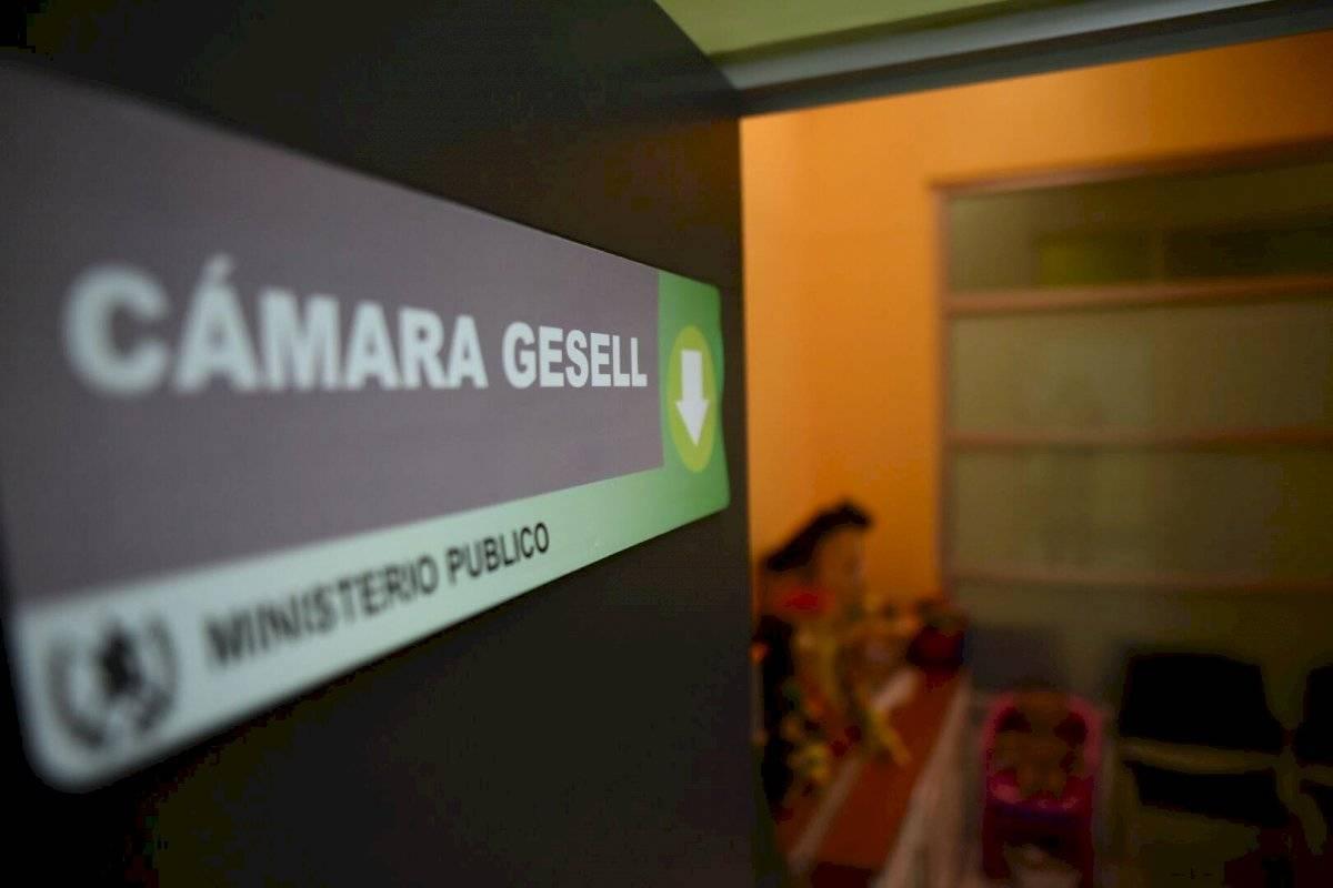 La cámara de Gesell del MP está a cargo de la OAV. Foto: Edwin Bercián