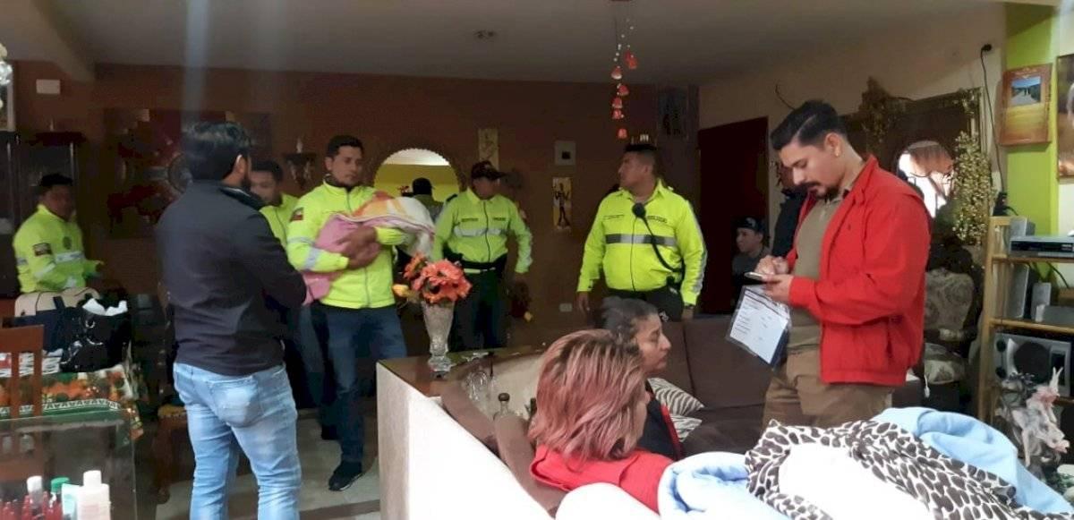 Recuperan a bebé recién nacido secuestrado, cuya madre fue asesinada en Guayaquil