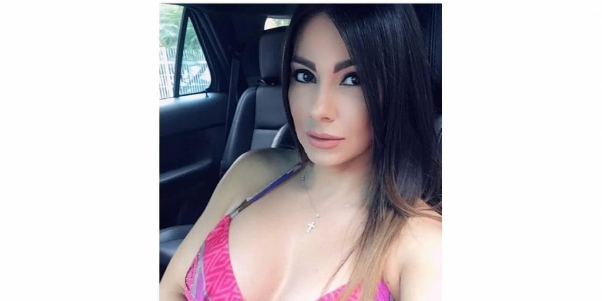 ¿Es grave? Esperanza Gómez está hospitalizada y preocupó a sus seguidores con esta foto