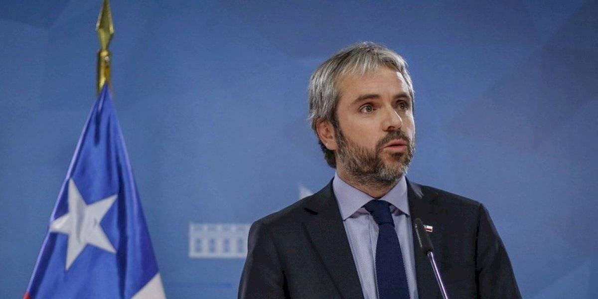 """Ministro del Interior valoró el informe emitido por HRW: """"aun estamos muy lejos de poder gestionar el orden público"""""""