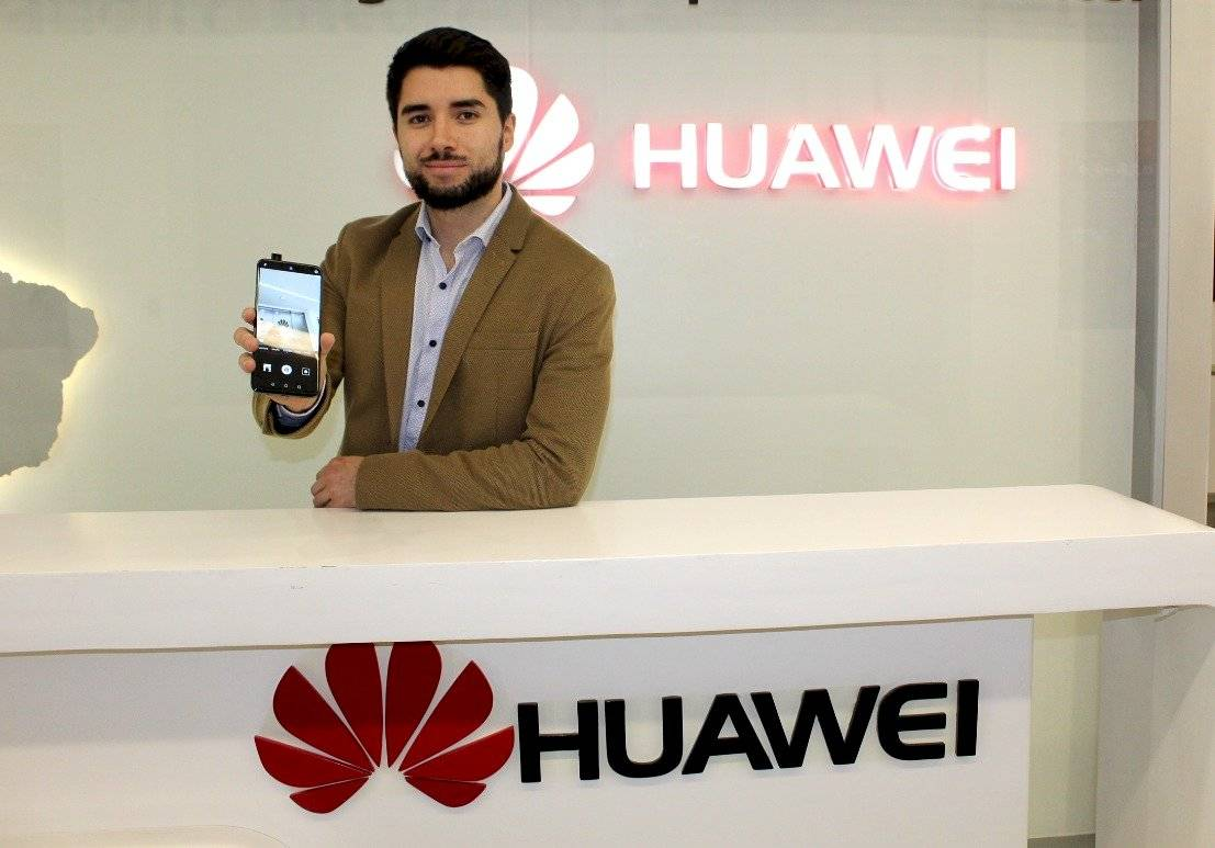 David Paz y Miño, Gerente de Marketing Huawei Ecuador