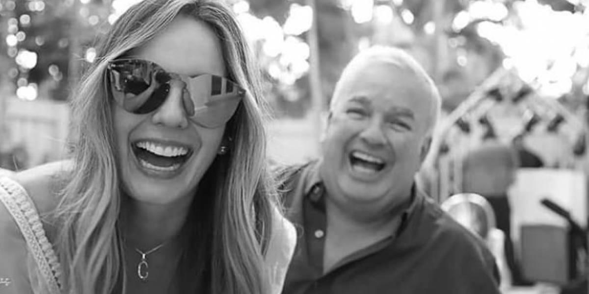 En trágico accidente, fallece padre de la presentadora Claudia Bahamón
