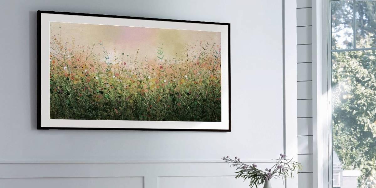 The Frame, el primer televisor lifestyle que combina arte y tecnología