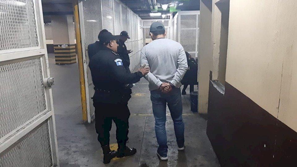 Capturado por crimen en zona 5. PNC