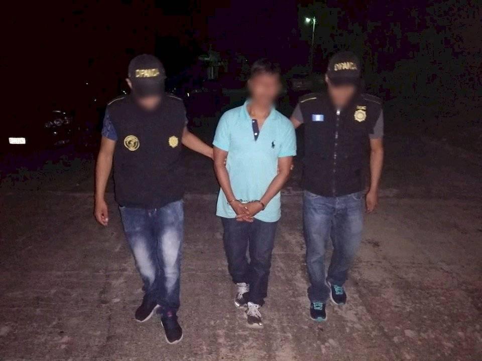 capturado por integrar banda Los Aguacateros