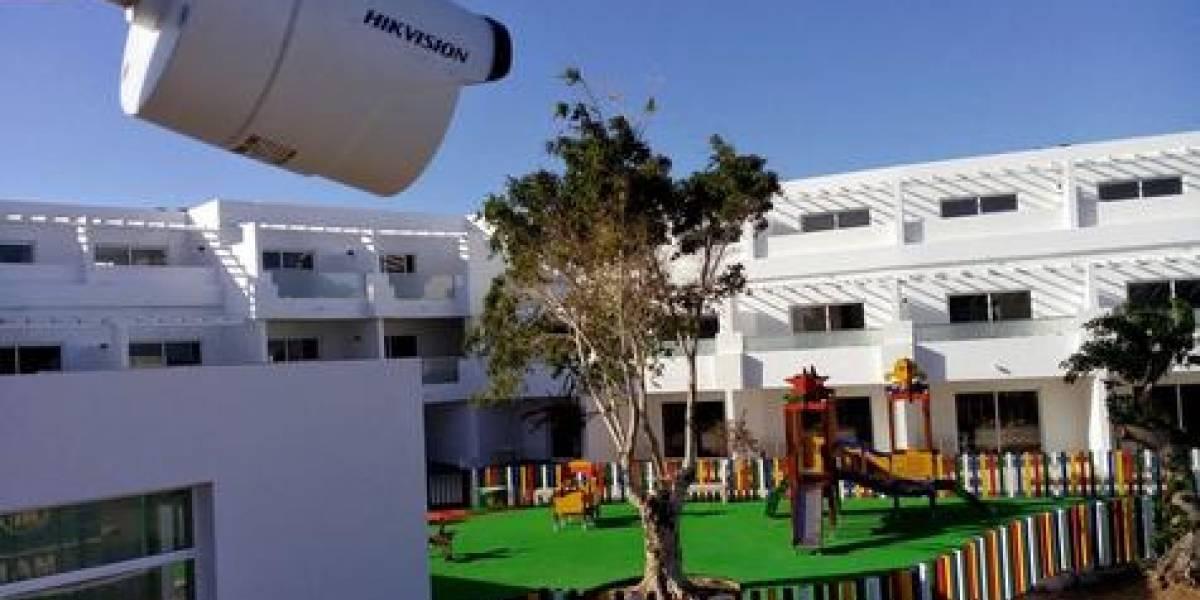 Instituciones examinan cámaras de vigilancia en centros turísticos del país