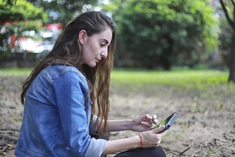 Estudiante IU Digital de Antioquia