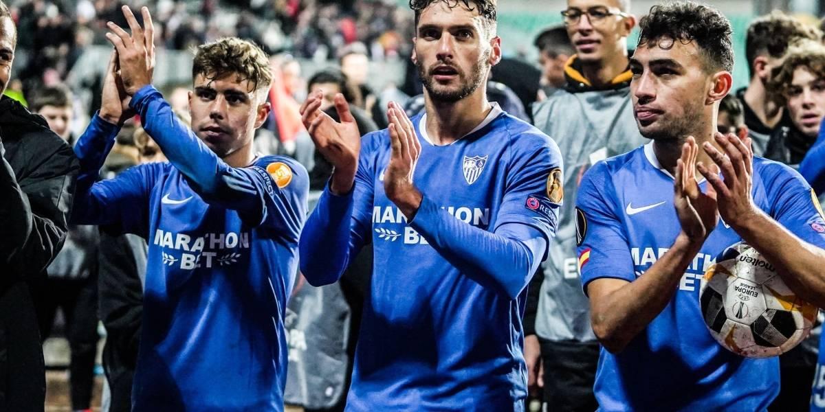 Europa League: equipos clasificados y dos aficionados heridosdeja la jornada