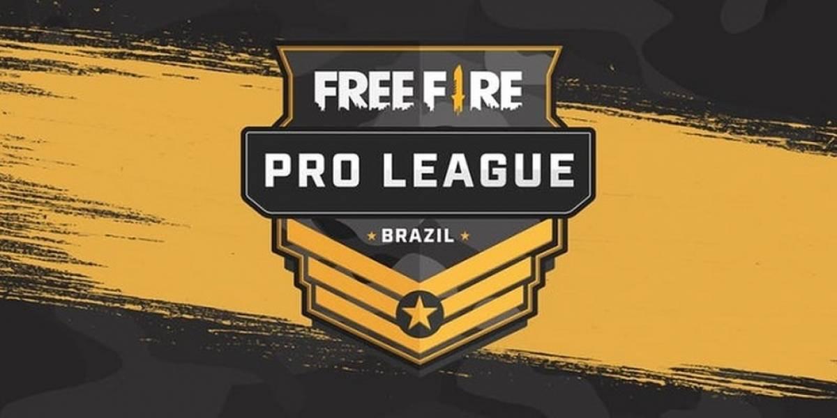 Free Fire Pro League 3: Confira os 12 finalistas para a grande final no Rio de Janeiro
